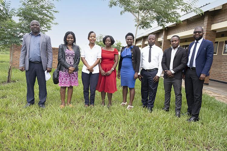 Image of Kuwala staff in Malawi.