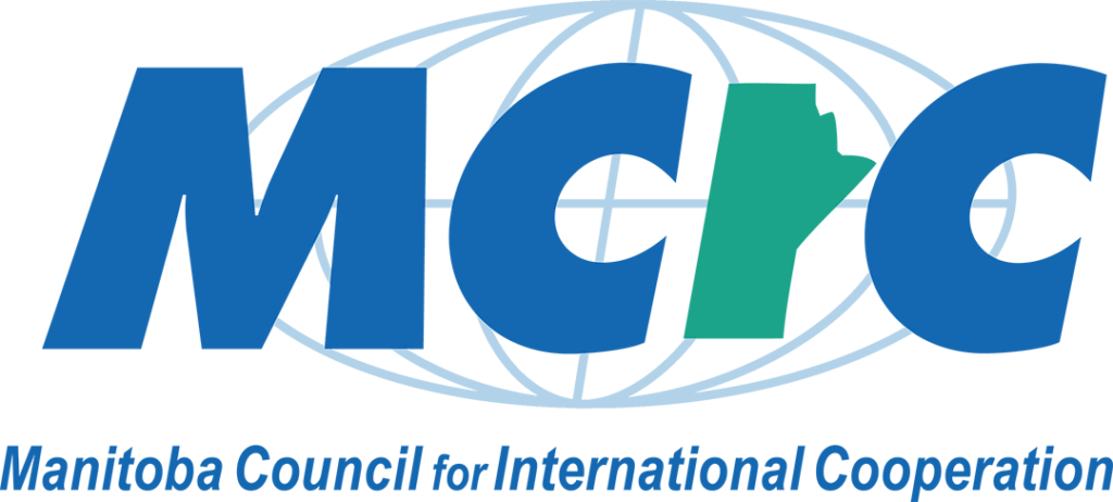 Logo of Manitoba Council for International Cooperation